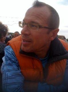 Eric Argant : moniteur de parapente en Alsace / Vosges