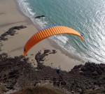 Stage parapente & mini voile au bord de mer – Mai 2015