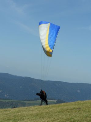 Formation perfectionnement parapente Alsace Vosges