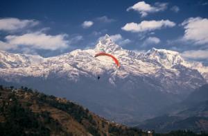 Stage parapente Nepal 2012