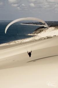 Stage parapente bord de mer