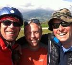 Septembre 2015 : Vol rando, parapente dans les Alpes