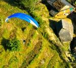 Parapente au Népal en Novembre 2015